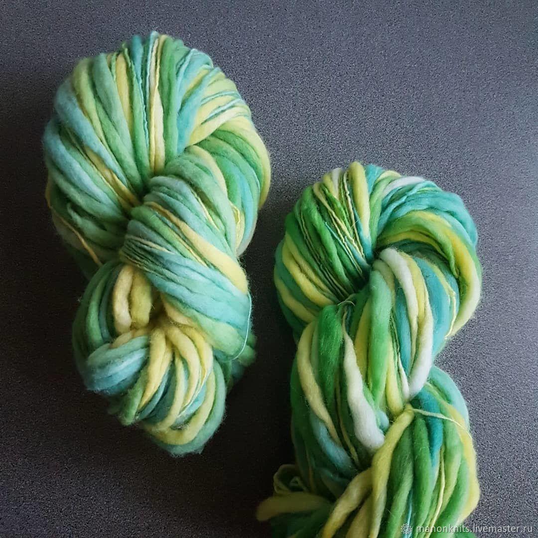 пряжа для вязания толсто тонко арт пряжа для шарфа снуда пледа 147гг