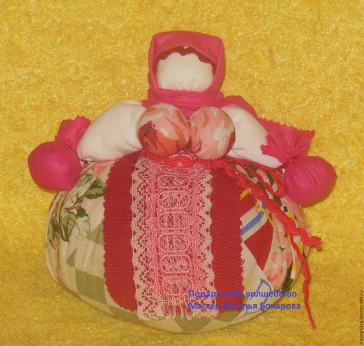 Кубышка-Травница, Оберег на здоровье, обережная кукла, оберег для дома, традиционная кукла. Ярмарка Мастеров- ручная работа.