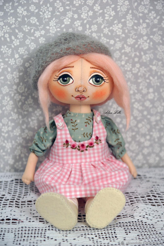 Куклы: Интерьерная авторская кукла Полет, Куклы и пупсы, Обнинск,  Фото №1