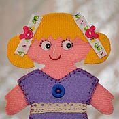 Куклы и игрушки ручной работы. Ярмарка Мастеров - ручная работа Кукла Даша. Handmade.