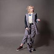 Одежда handmade. Livemaster - original item Women`s Suit «Rikka» 2 piece Suit. Handmade.