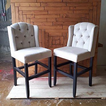 Мебель ручной работы. Ярмарка Мастеров - ручная работа Стулья барные. Handmade.