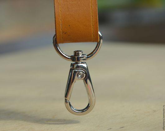 Шитье ручной работы. Ярмарка Мастеров - ручная работа. Купить Крюк WL 442 19 мм никель. Handmade.