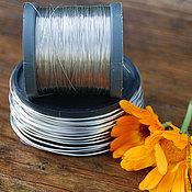 Материалы для творчества handmade. Livemaster - original item Nichrome wire (round section). Handmade.