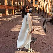 Одежда handmade. Livemaster - original item White cardigan for women. Handmade.