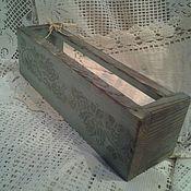 Для дома и интерьера handmade. Livemaster - original item Shelf Provence pine. Handmade.