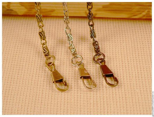 Другие виды рукоделия ручной работы. Ярмарка Мастеров - ручная работа. Купить Цепочка для сумки 40 см.. Handmade. Комбинированный
