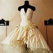 Свадебный салон ручной работы. Ярмарка Мастеров - ручная работа Образ для невесты. Handmade.