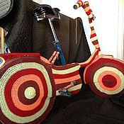 Для дома и интерьера ручной работы. Ярмарка Мастеров - ручная работа Велосипед осенний. Handmade.