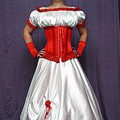 Свадебный салон ручной работы. Ярмарка Мастеров - ручная работа Оригинальной свадебное платье. Handmade.