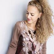 Одежда handmade. Livemaster - original item Designer jumper