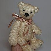 Куклы и игрушки ручной работы. Ярмарка Мастеров - ручная работа Мишка Тедди Пуговка. Handmade.