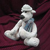 """Куклы и игрушки ручной работы. Ярмарка Мастеров - ручная работа мишка-тедди """"Друг"""". Handmade."""