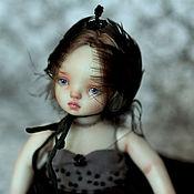 Куклы и игрушки ручной работы. Ярмарка Мастеров - ручная работа Little black Swan. Handmade.