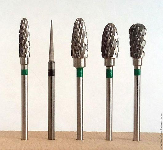 Другие виды рукоделия ручной работы. Ярмарка Мастеров - ручная работа. Купить Казанские борфрезы набор № 9. Handmade.