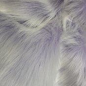 Мех ручной работы. Ярмарка Мастеров - ручная работа Мех искусственный 30х50см длинноворсовый. Handmade.
