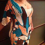 Одежда ручной работы. Ярмарка Мастеров - ручная работа Праздничное платье для Наталии. Handmade.