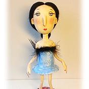 Куклы и игрушки ручной работы. Ярмарка Мастеров - ручная работа Лебединая песня. Handmade.