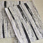 Для дома и интерьера ручной работы. Ярмарка Мастеров - ручная работа Половик ручного ткачества (№ 125). Handmade.