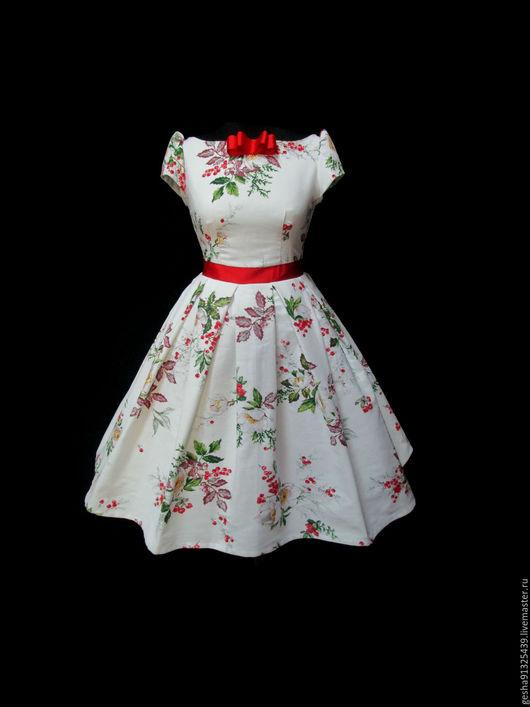 """Платья ручной работы. Ярмарка Мастеров - ручная работа. Купить Платье """"Рафаэль"""". Handmade. Белый, платье на праздник, фотосессия"""