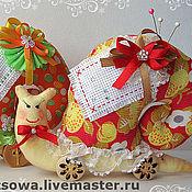 Куклы и игрушки ручной работы. Ярмарка Мастеров - ручная работа Весёлые улитки. Handmade.