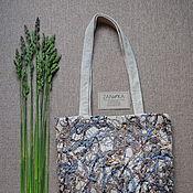 Сумки и аксессуары handmade. Livemaster - original item Eco bag summer collection