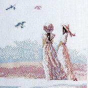 Картины и панно ручной работы. Ярмарка Мастеров - ручная работа У моря. Handmade.