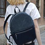 Рюкзаки ручной работы. Ярмарка Мастеров - ручная работа Кожаный рюкзак женский Sturdy. Handmade.
