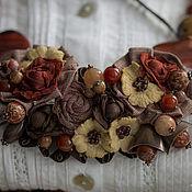Украшения handmade. Livemaster - original item Necklace Of The Terra Aury. Handmade.