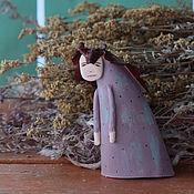 """Для дома и интерьера ручной работы. Ярмарка Мастеров - ручная работа Скульптура """" Не в своей шкуре"""". Handmade."""