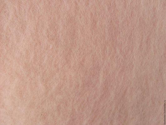Валяние ручной работы. Ярмарка Мастеров - ручная работа. Купить Новозеландский кардочес для валяния, 27 мкр, Skin coloured. Handmade.