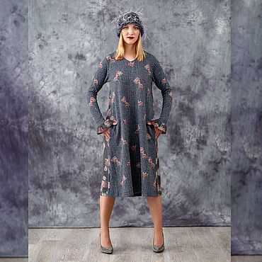 Clothing handmade. Livemaster - original item Dress VR-1554. Handmade.