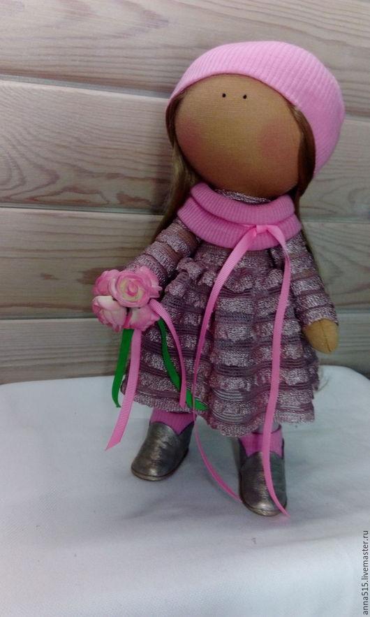 Коллекционные куклы ручной работы. Ярмарка Мастеров - ручная работа. Купить Интерьерная кукла, хороший подарок, сделано с любовью. Handmade.