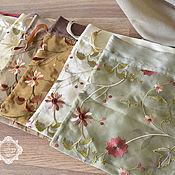 Сувениры и подарки handmade. Livemaster - original item Bags for gifts: Flower gift bags. Handmade.