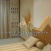 Для дома и интерьера ручной работы. Ярмарка Мастеров - ручная работа Спальня Нефертити. Handmade.