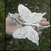 Подарки к праздникам ручной работы. Ярмарка Мастеров - ручная работа Дракончик-бабочка. Handmade.
