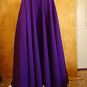 Одежда handmade. Livemaster - original item skirt to the floor. Handmade.