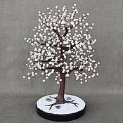 handmade. Livemaster - original item Pearl Money Tree. Handmade.