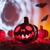 Для дома и интерьера handmade. Livemaster - original item Ceramic pumpkin. Handmade.