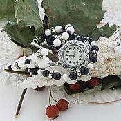 """Украшения ручной работы. Ярмарка Мастеров - ручная работа """"Мой стиль"""" - часы-браслет. Handmade."""