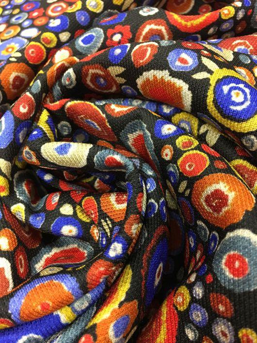 Шитье ручной работы. Ярмарка Мастеров - ручная работа. Купить Плательная 12-1333. Handmade. Ткани Италии, итальянские ткани