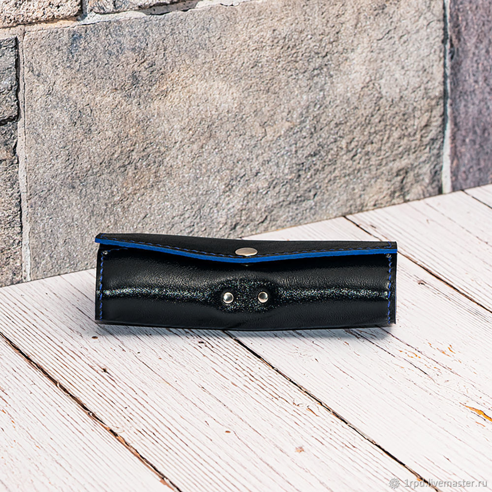 black and very blue, Eyeglass case, Moscow,  Фото №1