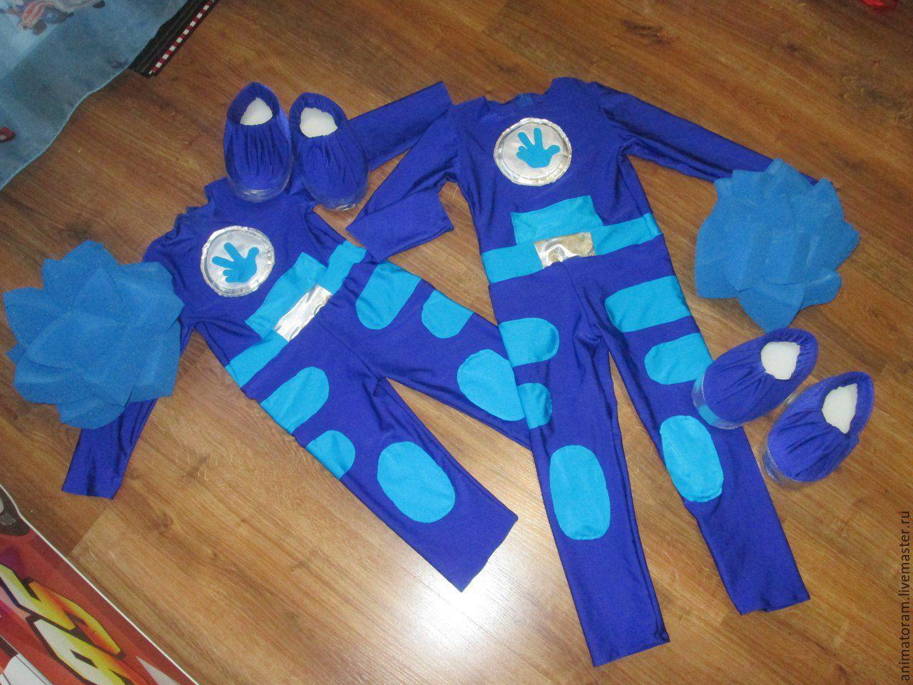 Как сделать костюм нолика своими руками