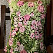 Одежда ручной работы. Ярмарка Мастеров - ручная работа Блуза из 100% хлопка Нежность. Handmade.