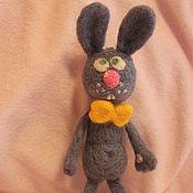 Куклы и игрушки ручной работы. Ярмарка Мастеров - ручная работа Степка заяц. Handmade.