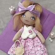 Куклы и пупсы ручной работы. Ярмарка Мастеров - ручная работа Кукла Маняша. Handmade.