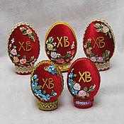 Сувениры и подарки ручной работы. Ярмарка Мастеров - ручная работа Пасхальные яйца. Handmade.