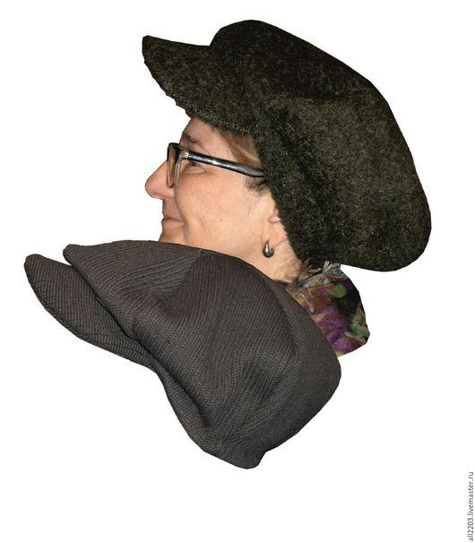Кепки ручной работы. Ярмарка Мастеров - ручная работа. Купить Чудо-кепка. Handmade. Разноцветный, джинс, трикотажное полотно