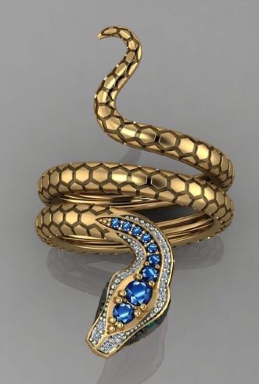 очень много кольцо змейка картинки очень повезло