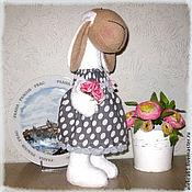 Куклы и игрушки ручной работы. Ярмарка Мастеров - ручная работа Овечка гороховая. Handmade.